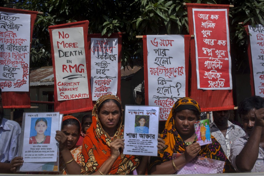 Rana Plaza Collapse- Death of 13_A Thousand Dreamsfamily_IIMG_1322PR