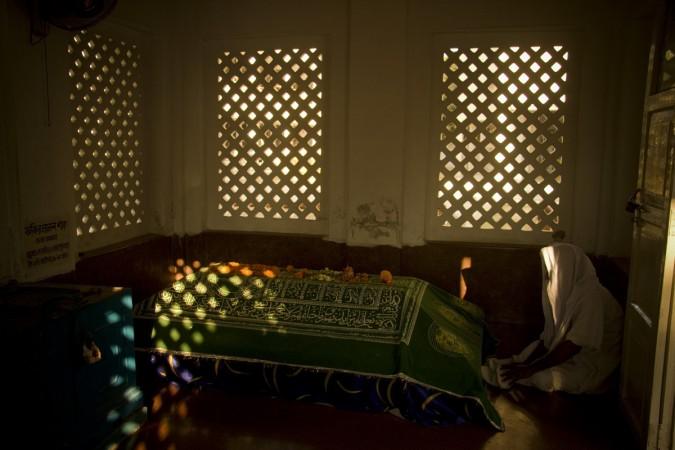 10.At  lalon shai`s majar. Kushtia, Bangladesh. 2nd january 2009