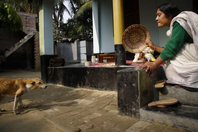 Buri Fakirani. Kushtia Bangladesh 2009