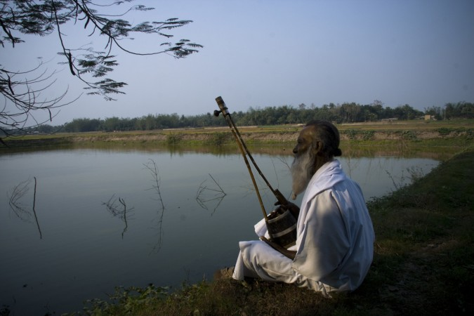 Lalon Devotee Nohir Shah  2nd February 2009